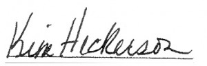 Signature From Sober Individual
