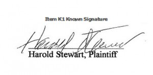 Fraudulant Signature Services Alabama